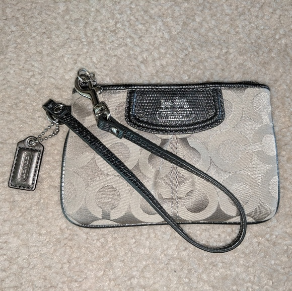 Coach Handbags - COACH Small Wristlet
